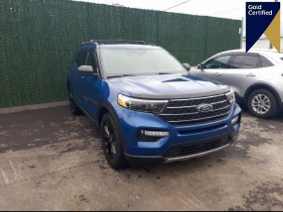 Certified 2020 Ford Explorer XLT - 605124543