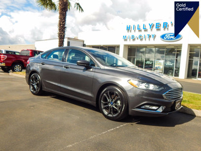 Certified 2018 Ford Fusion SE - 582266741
