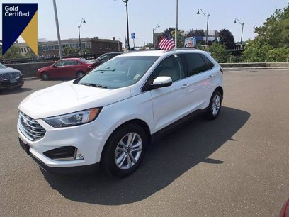 Certified 2020 Ford Edge SEL - 594824602