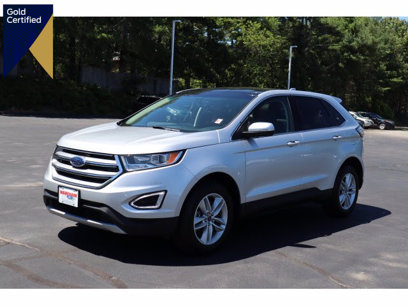 Certified 2018 Ford Edge SEL - 589069819
