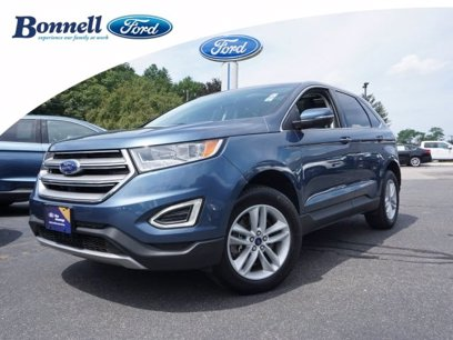 Certified 2018 Ford Edge SEL - 598875159