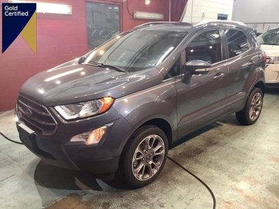 Certified 2020 Ford EcoSport Titanium - 606262150
