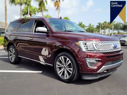 Certified 2020 Ford Expedition Platinum - 598884572