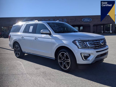 Certified 2019 Ford Expedition Max Limited - 609448025