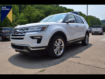 Certified 2018 Ford Explorer Limited - 588712235