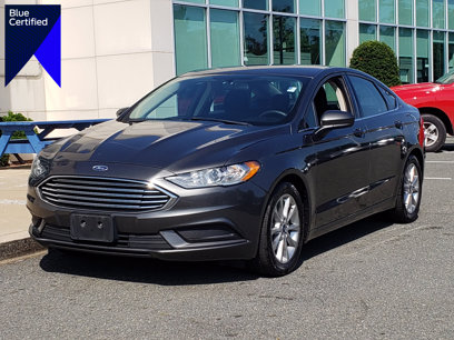 Certified 2017 Ford Fusion SE - 602354047