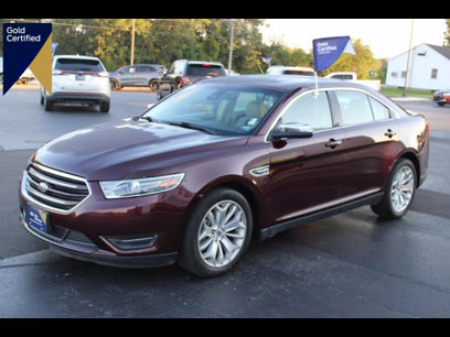 Certified 2018 Ford Taurus Limited - 601295115
