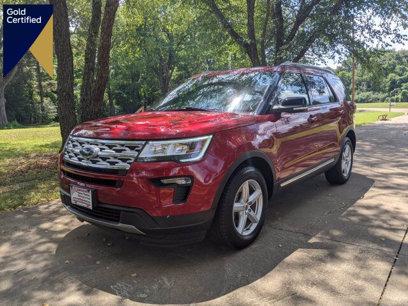 Certified 2018 Ford Explorer XLT - 599826103