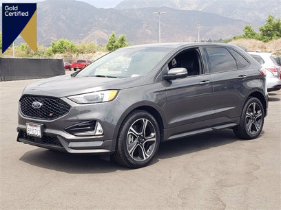 Certified 2019 Ford Edge ST - 596345559