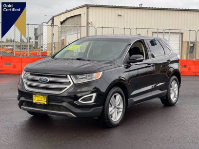 Certified 2018 Ford Edge SEL - 598741949