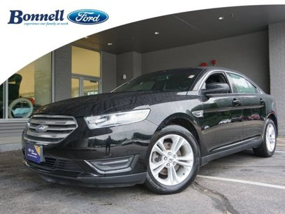 Certified 2018 Ford Taurus SEL - 606092166