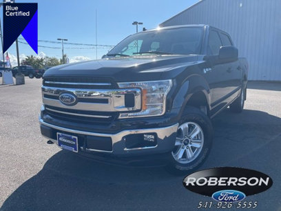 Certified 2020 Ford F150 XLT - 606202960
