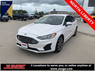 Certified 2020 Ford Fusion SE - 593026735