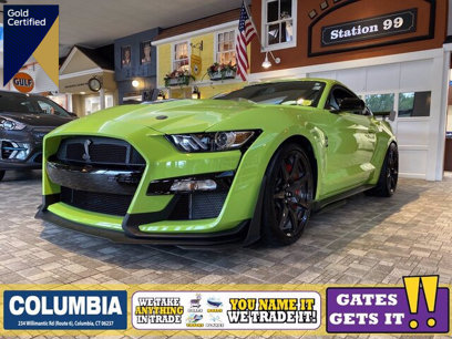 Certified 2020 Ford Mustang Shelby GT500 - 595501638