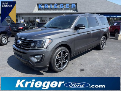 Certified 2019 Ford Expedition Max Limited - 599505792