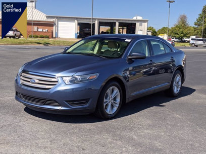 Certified 2018 Ford Taurus SEL - 606091881