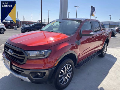 Certified 2019 Ford Ranger 2WD SuperCrew - 606091714