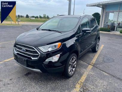 Certified 2018 Ford EcoSport Titanium - 589014040