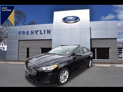 Certified 2020 Ford Fusion SE - 593142980