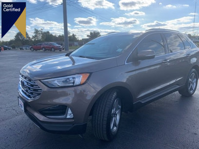 Certified 2019 Ford Edge SEL - 609945716