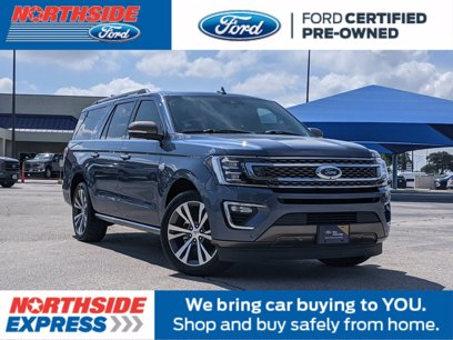 Certified 2020 Ford Expedition Max King Ranch - 593035468