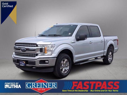 Certified 2018 Ford F150 XLT - 598509243