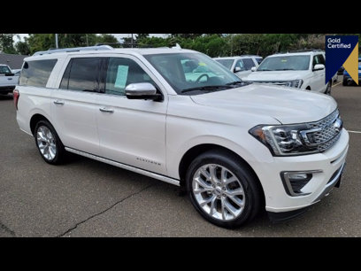 Certified 2018 Ford Expedition Max Platinum - 605944531