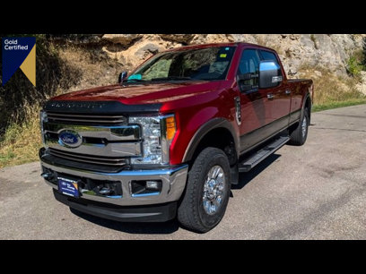 Certified 2017 Ford F350 King Ranch - 600988987