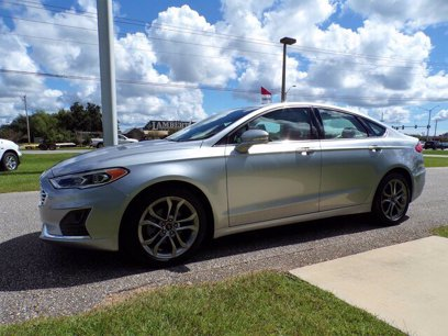 Certified 2020 Ford Fusion SEL - 606501461
