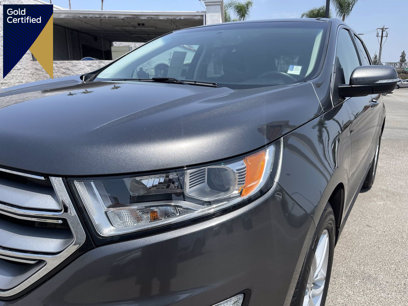 Certified 2018 Ford Edge SEL - 592463641