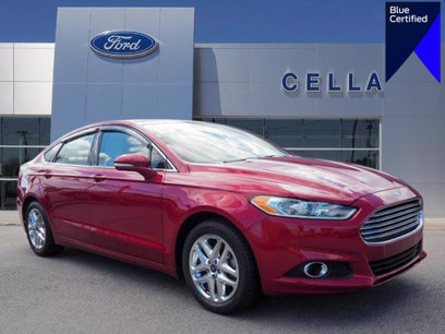 Certified 2014 Ford Fusion SE - 600333013