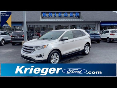 Certified 2018 Ford Edge SEL - 586755030