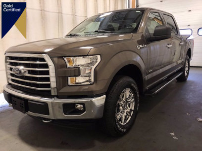 Certified 2017 Ford F150 XLT - 599826045