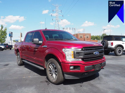 Certified 2019 Ford F150 XLT - 604954999