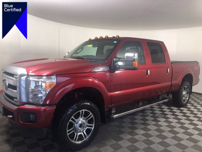 Certified 2015 Ford F250 Lariat - 601257122