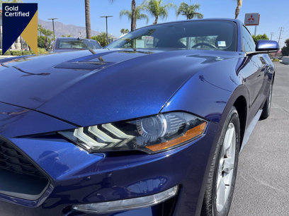 Certified 2018 Ford Mustang Coupe - 604966514