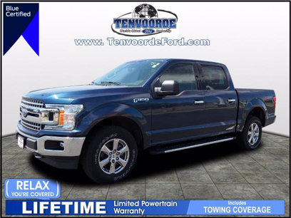 Certified 2019 Ford F150 XLT - 585793044
