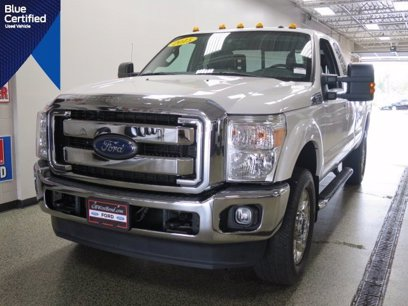 Certified 2015 Ford F350 Lariat - 601037312