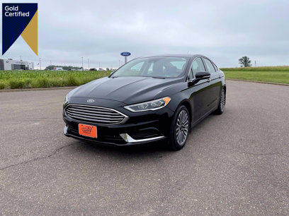 Certified 2018 Ford Fusion SE - 589927454