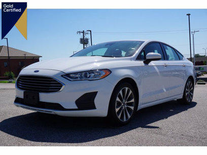 Certified 2019 Ford Fusion SE - 591428098