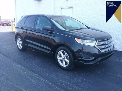 Certified 2017 Ford Edge SE - 593383209