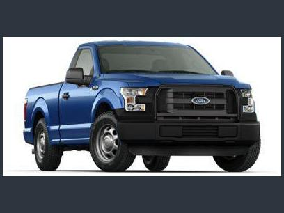 Certified 2017 Ford F150 4x4 SuperCrew - 592357619