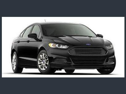 Certified 2016 Ford Fusion S - 605328958