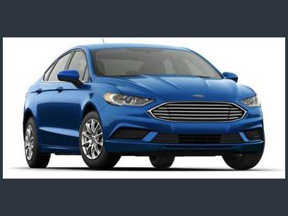 Certified 2017 Ford Fusion SE - 585914473