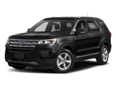 Certified 2018 Ford Explorer Platinum - 600870645