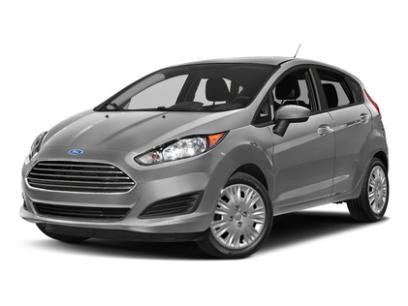 Certified 2018 Ford Fiesta S Hatchback - 587845132