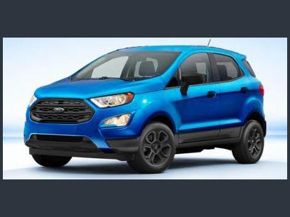 Certified 2018 Ford EcoSport SE - 601681613