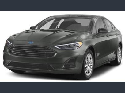 Certified 2019 Ford Fusion Energi Titanium - 602873137