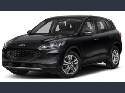 Certified 2020 Ford Escape AWD SEL - 566838466