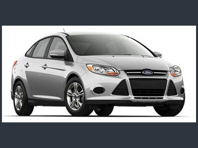 Certified 2014 Ford Focus SE - 594824587